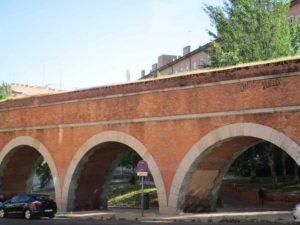 Acueducto de Amaniel en Madrid (2)