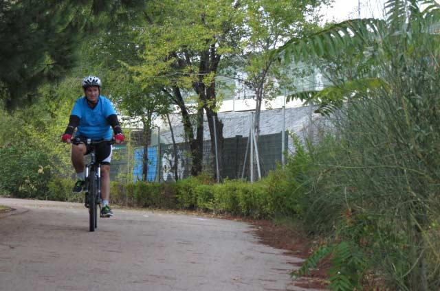 Anillo verde ciclista de madrid rutas pangea - Anillo verde ciclista madrid mapa ...