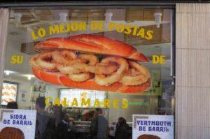 Bocadillos de Calamares y Bar Postas (5)