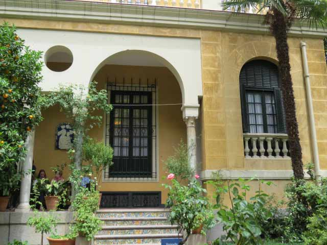 Casa museo sorolla rutas pangea - Casa de sorolla en madrid ...