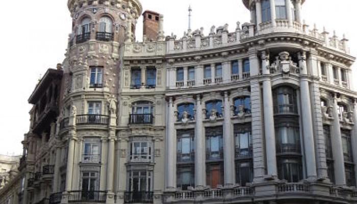 Casa Tomás Allende en Madrid