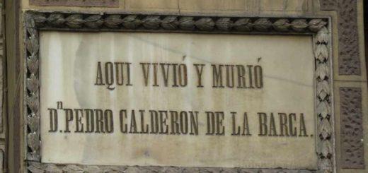 Casa de Calderon de la Barca (1)