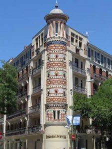 Casa de las Bolas Madrid (1)