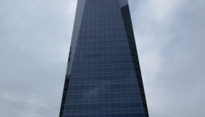 Torre de Cristal. Cuatro Torres.
