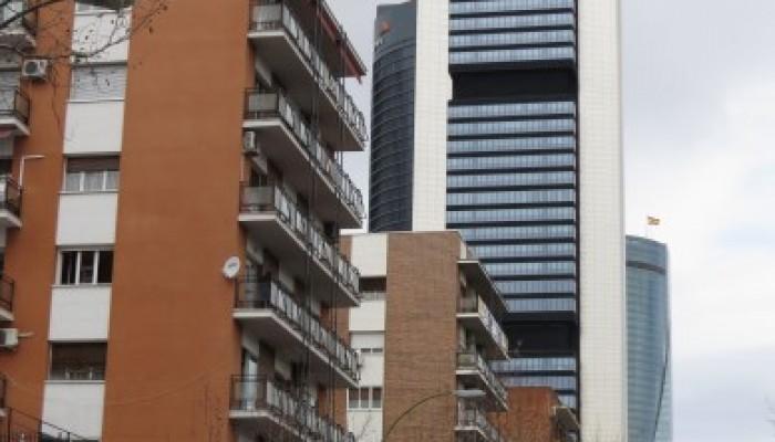 Torre Cepsa. Cuatro Torres.