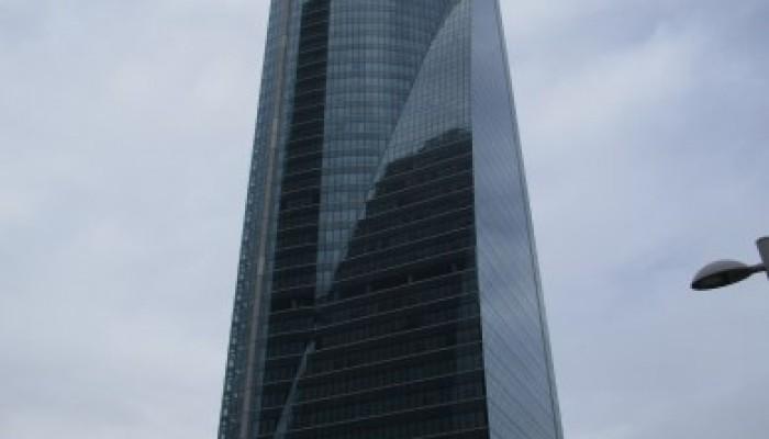 Torre Espacio. Cuatro Torres.