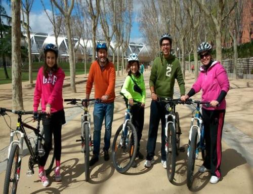 Curso aprende 2, suéltate con la bici