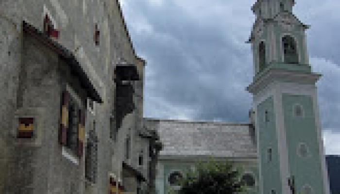 Dobbiaco Salzburgo-Venecia en BTT Rutas Pangea