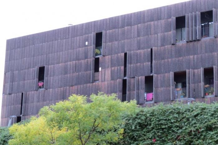 El edificio bamb de alejandro zaera rutas pangea - Casa de bambu madrid ...