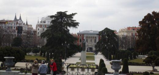 El Casón del Buen Retiro de Madrid