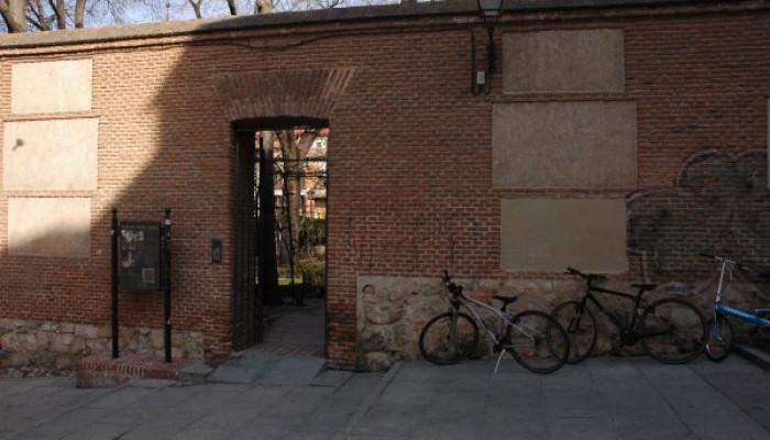 Jardín del Príncipe de Anglona en bicicleta