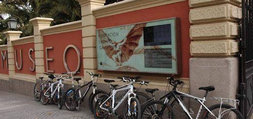 En bici por Jardines Escondidos de Madrid