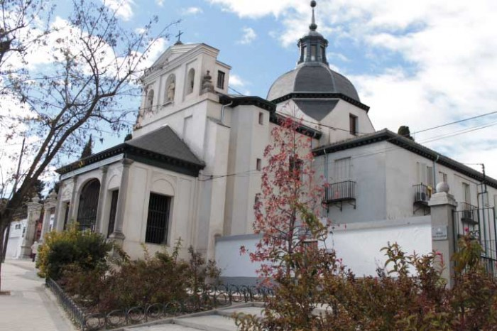 Ermita de san isidro el madrid m s castizo rutas pangea for Ministerio del interior san isidro