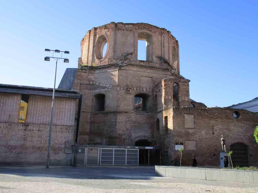 Escuelas p as de san fernando rutas pangea for Biblioteca iglesia madrid