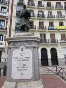 Estatua Alonso Martinez-Madrid (4)
