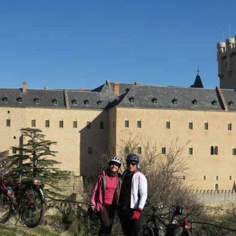 Ganadores 2º premio Concurso fotografico Vias Verdes Europeas 2016 en Segovia