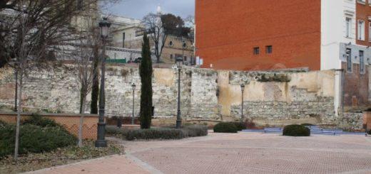 Muralla Islámica de Madrid