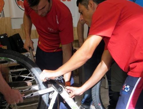 Curso de mecánica de bicicletas avanzado