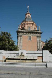 Iglesia de San Andres-Madrid (1)
