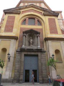Iglesia de San Sebastian (5)