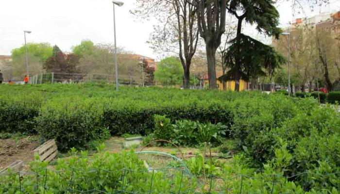 El Casino de la Reina, Jardines Escondidos de Madrid