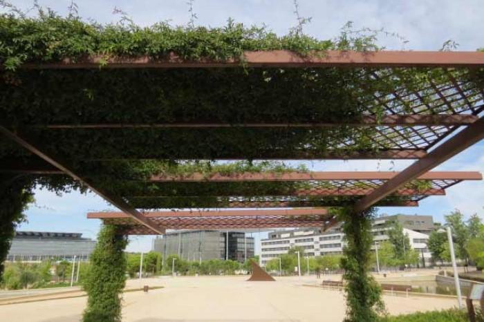 Jard n del sol y el agua rutas pangea - El jardin del sol ...