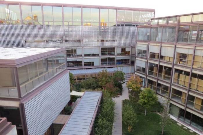 Lasede coam colegio de arquitectos de madrid rutas pangea - Colegio oficial arquitectos madrid ...