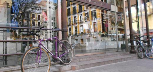 Mercados y comerciantes de Madrid en bici