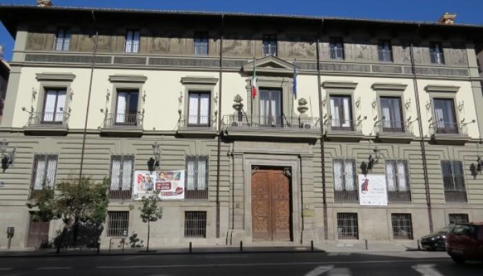 Palacio de abrantes el instituto italiano de cultura for Instituto italiano de cultura madrid