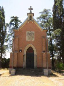 Panteon de los Fernan Nuñez Madrid (2)