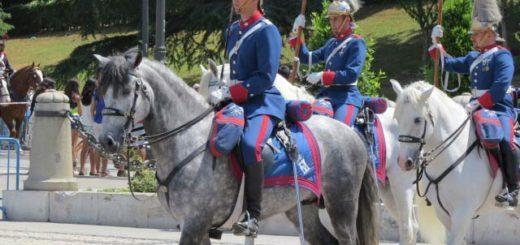 Relevo Solemne de la Guardia del Palacio Real  de Madrid (36)