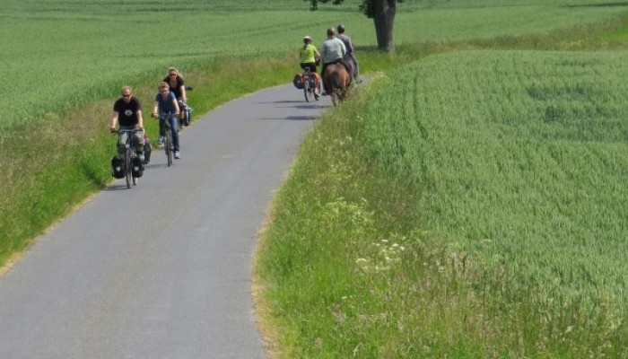 En bici por las Republicas Balticas
