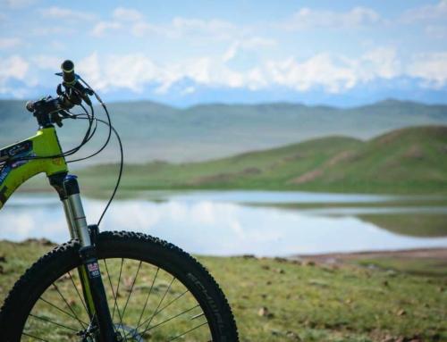 Asia central en MTB Secretos del Tian Shan en Kazajistán