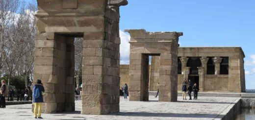 Templo de Debod en Madrid (6)