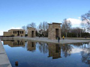 Templo de Debod en Madrid (7)