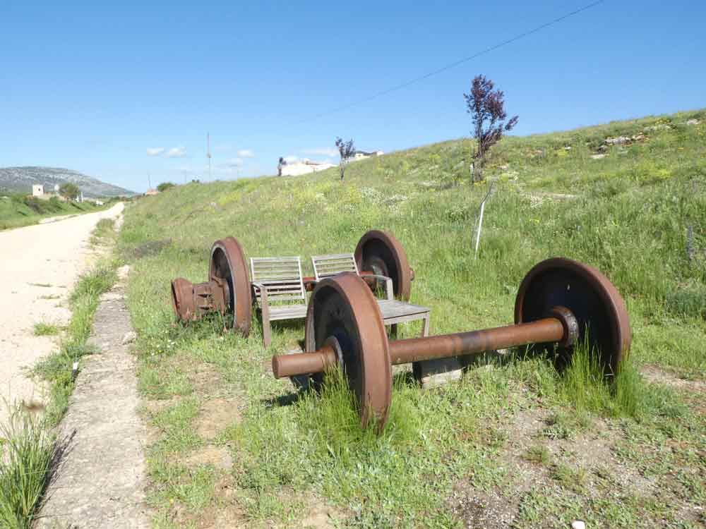 Patrimonio ferroviario
