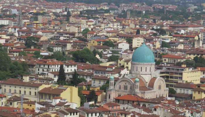 Semana Santa por Toscana en bici