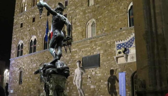 Semana Santa en bici por Toscana Florencia