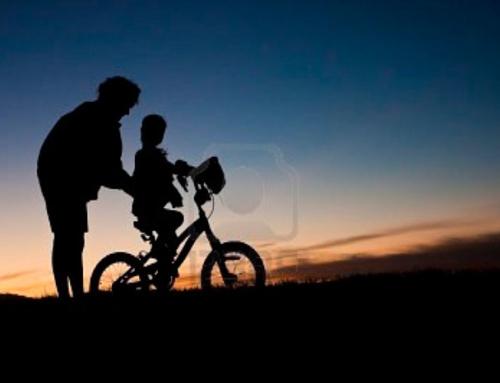 Curso aprende a montar en bici para niños
