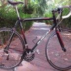 Venta-bici-segunda-mano--carretera-aluminio-Ideal-on-road