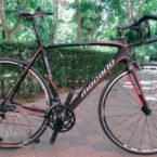 Bicicleta de Carbono Macario Prothos