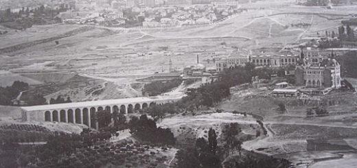 Viaducto de los Quince Ojos, 3Eduardo Torroja, 1933