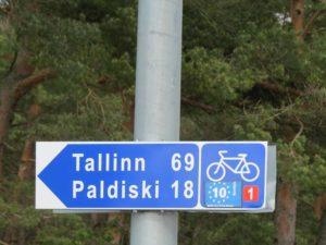 Tallin Eurovelo 10