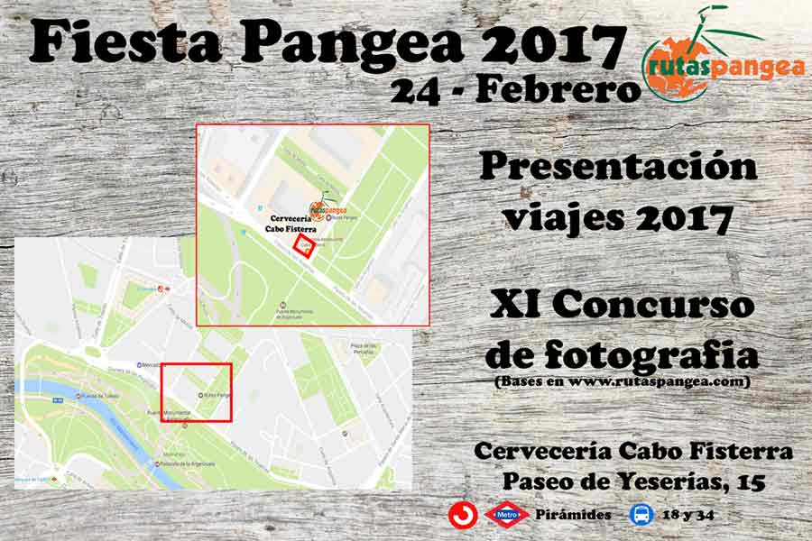 Fiesta Pangea 2017