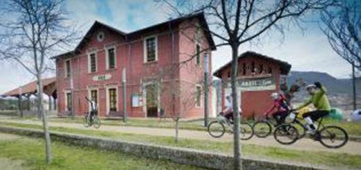 Viajando Despacio en bici Pirinexus