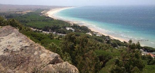 senderismo litoral por el Mediterraneo