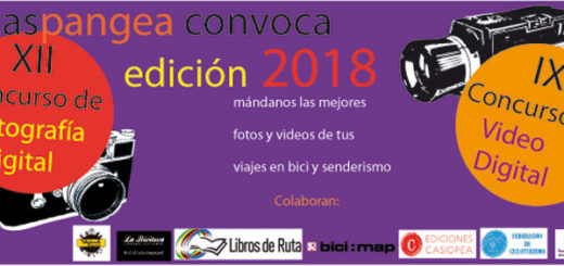 XII concurso video rutas pangea