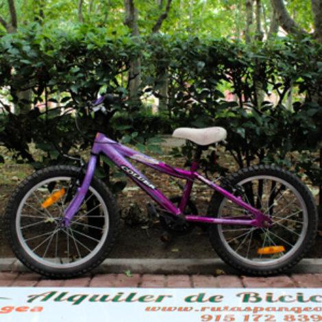 bici coluer niño oferta