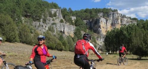 El Camino del Destierro en bici