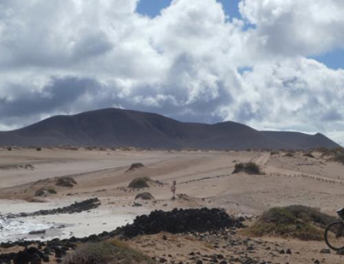 Lanzarote en bici de montaña en Semana Santa